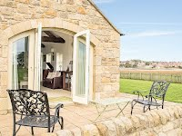 Luxury cottage in Alnmouth