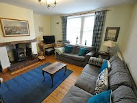 Traditional COttage in Seahouses Northumberland