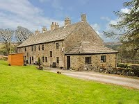 Blacketts retreat, allenheads northumberland